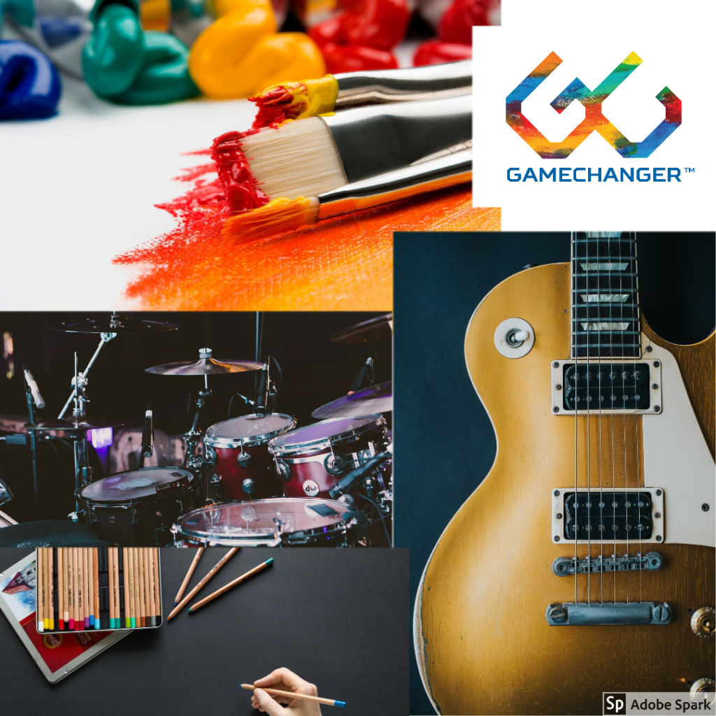 Make your summer creative with game changer