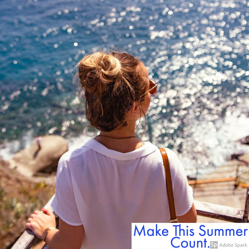 Make this summer count game changer